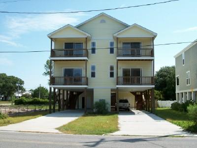 Myrtle Beach Home Rentals - 126A Woodland Drive, Garden City, SC