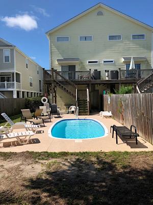 Myrtle Beach Home Rentals - Ocean10 House